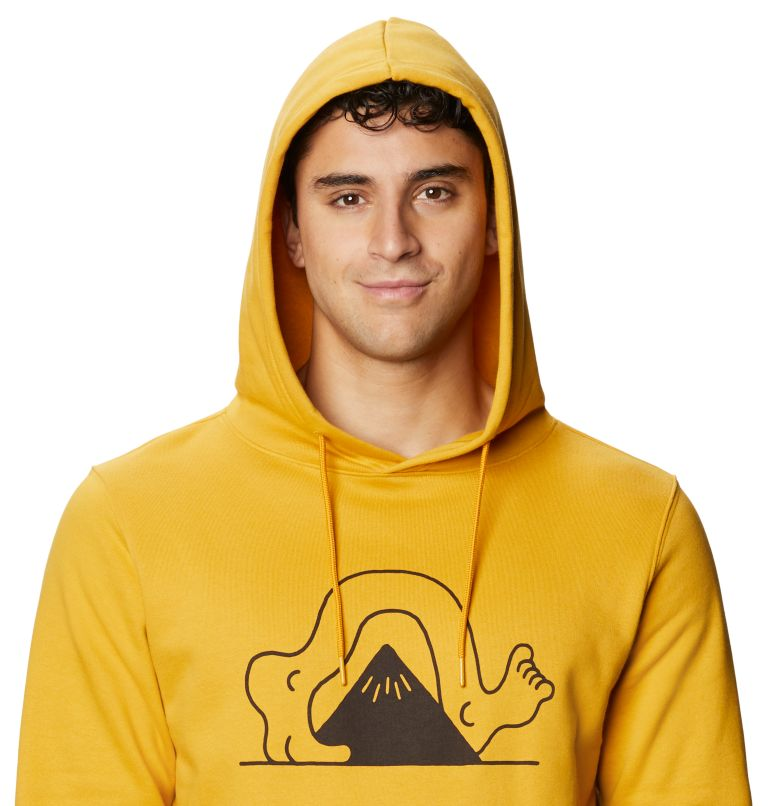 Mountain Legs™ Hoody | 750 | XL Men's Mountain Legs™ Hoody, Gold Hour, a2
