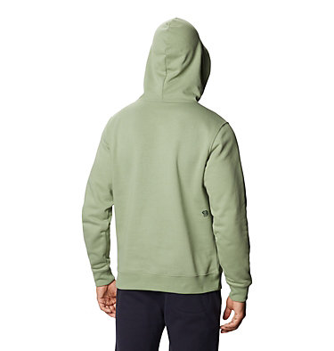 Men's Mountain Hardwear Logo™ Pullover Hoody Mountain Hardwear Logo™ Pullover Hoody | 074 | L, Field, back