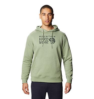 Men's Mountain Hardwear Logo™ Pullover Hoody Mountain Hardwear Logo™ Pullover Hoody | 074 | L, Field, front