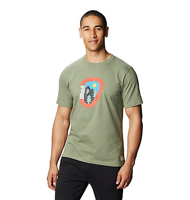 Men's On Belay™ Short Sleeve T-Shirt On Belay™ Short Sleeve T | 406 | L, Field, front