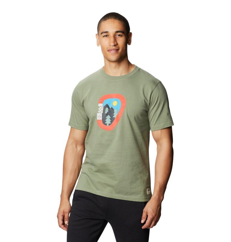 Men's On Belay™ Short Sleeve T-Shirt Men's On Belay™ Short Sleeve T-Shirt, front