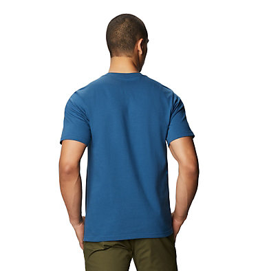 Men's On Belay™ Short Sleeve T-Shirt On Belay™ Short Sleeve T | 406 | L, Blue Horizon, back
