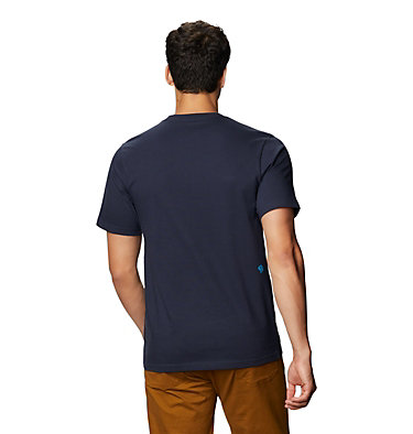 Men's On Belay™ Short Sleeve T-Shirt On Belay™ Short Sleeve T | 406 | L, Dark Zinc, back