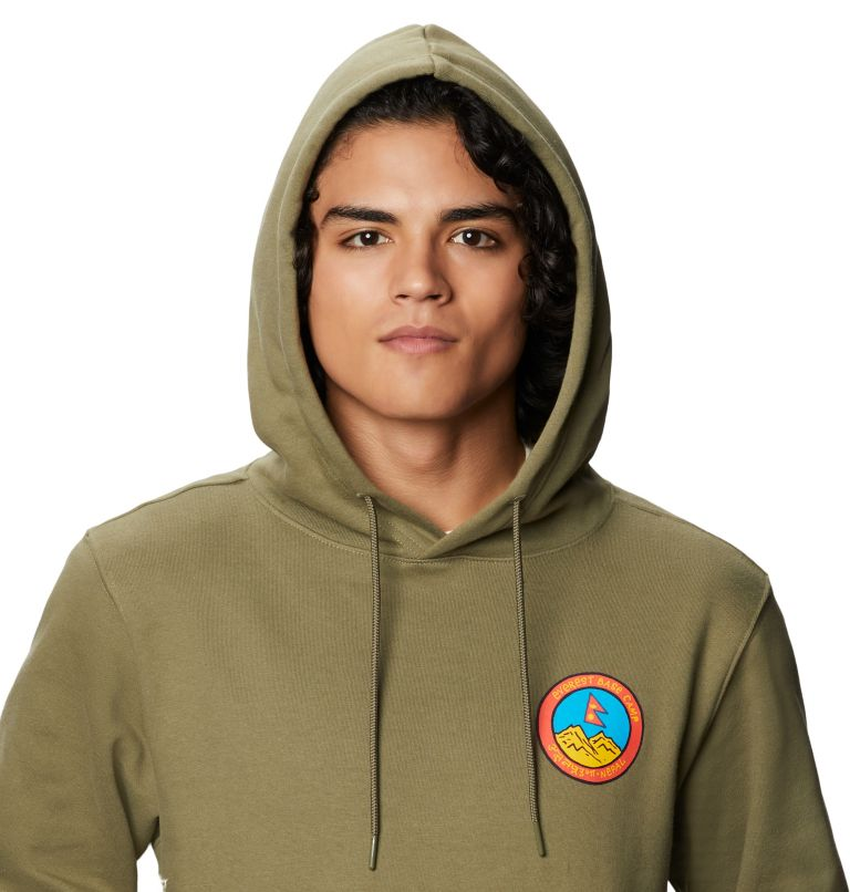 Patchwork™ Hoody | 333 | XS Men's Patchwork™ Hoody, Light Army, a2