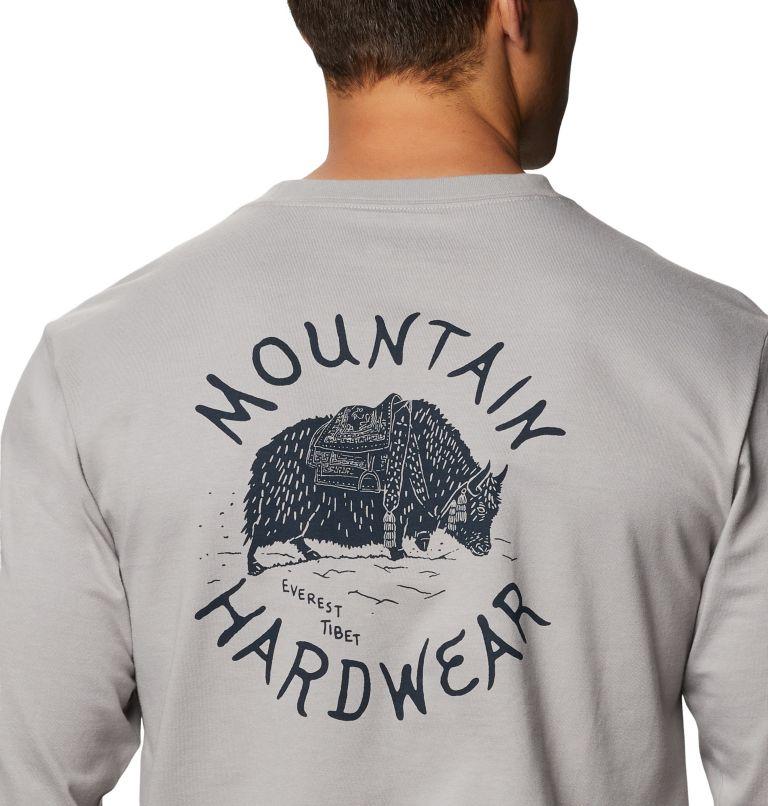 Men's MHW Yak™ Long Sleeve T-Shirt Men's MHW Yak™ Long Sleeve T-Shirt, a3