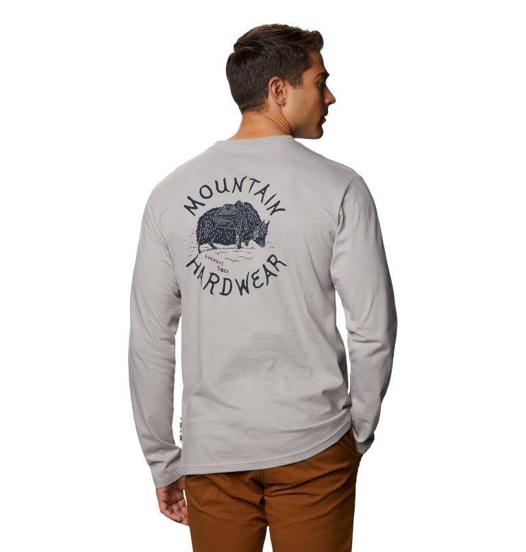 Men's MHW Yak™ Long Sleeve T-Shirt Men's MHW Yak™ Long Sleeve T-Shirt, back