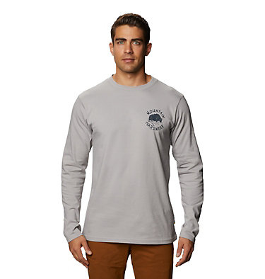 Men's MHW Yak™ Long Sleeve T-Shirt MHW Yak™ Long Sleeve T | 333 | L, Light Dunes, front