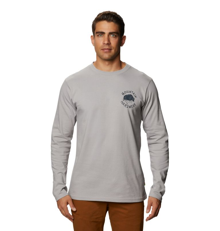 Men's MHW Yak™ Long Sleeve T-Shirt Men's MHW Yak™ Long Sleeve T-Shirt, front