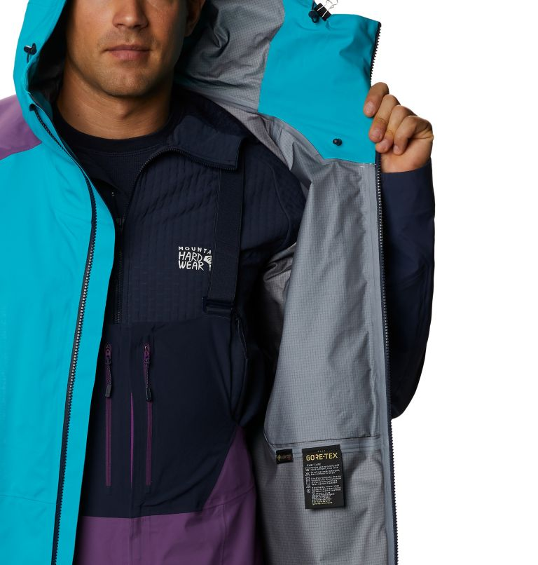 Exposure/2™ Gore-Tex Pro Lite Jacket | 443 | M Men's Exposure/2™ Gore Tex Pro Lite Jacket, Traverse, a7