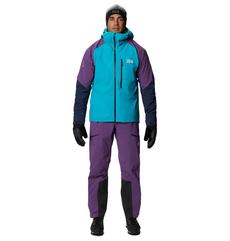 Exposure/2™ Gore-Tex Pro Lite Jacket | 443 | M Men's Exposure/2™ Gore Tex Pro Lite Jacket, Traverse, a9