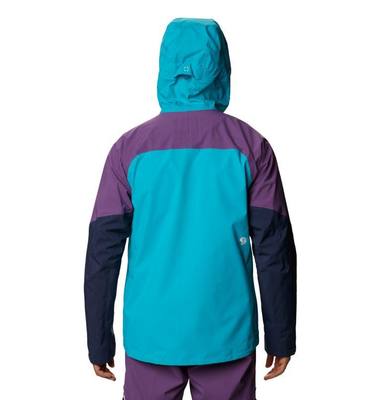 Exposure/2™ Gore-Tex Pro Lite Jacket | 443 | M Men's Exposure/2™ Gore Tex Pro Lite Jacket, Traverse, back