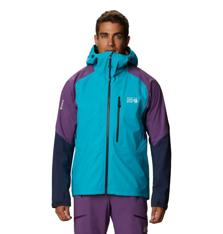 Exposure/2™ Gore-Tex Pro Lite Jacket | 443 | M Men's Exposure/2™ Gore Tex Pro Lite Jacket, Traverse, front