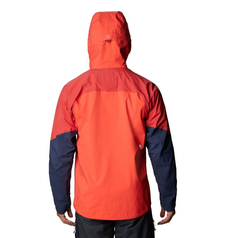 Men's Exposure/2™ Gore Tex Pro Lite Jacket Men's Exposure/2™ Gore Tex Pro Lite Jacket, back