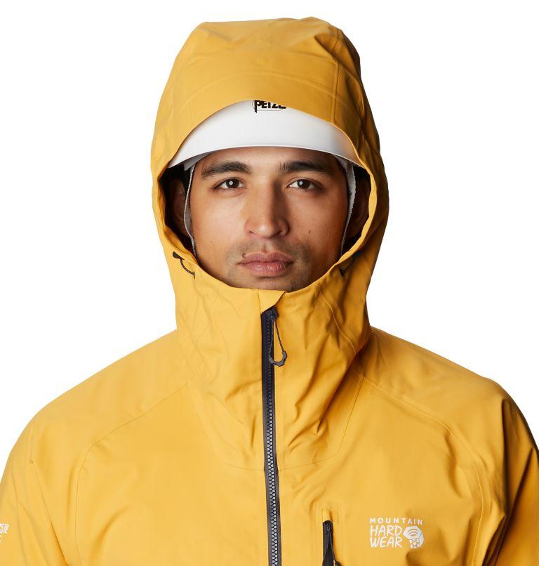 Exposure/2™ Gore Tex Pro LT Jacket | 750 | S Men's Exposure/2™ Gore-Tex Pro Light Jacket, Gold Hour, a2