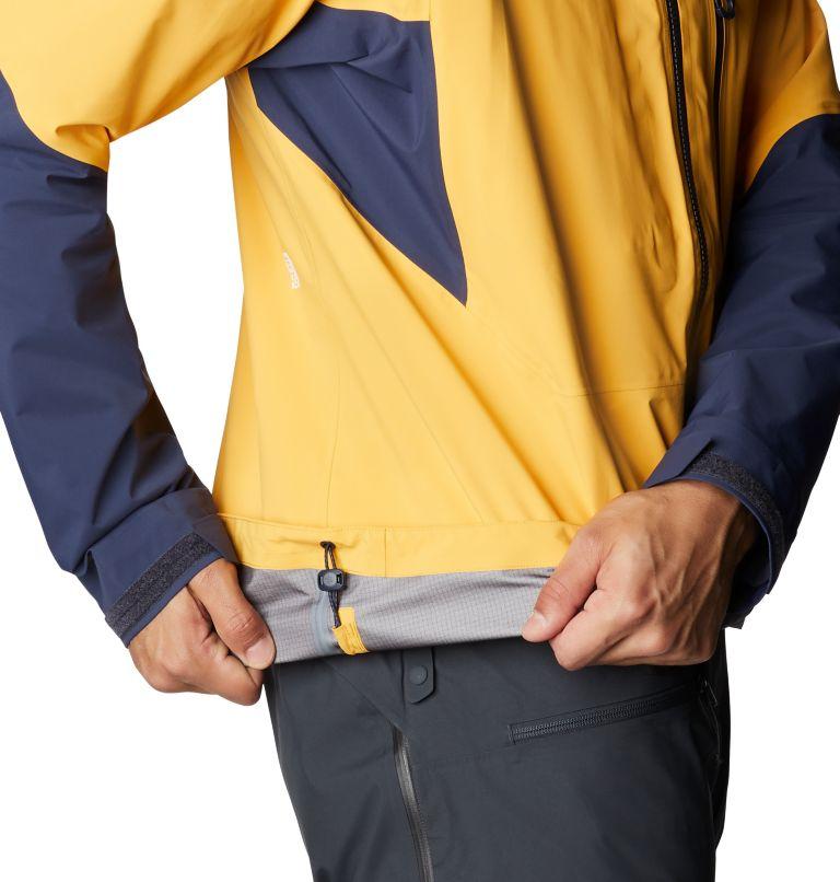 Exposure/2™ Gore Tex Pro LT Jacket | 750 | S Men's Exposure/2™ Gore-Tex Pro Light Jacket, Gold Hour, a5