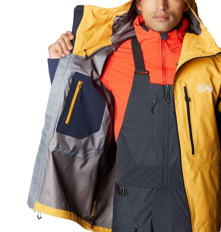Exposure/2™ Gore Tex Pro LT Jacket | 750 | S Men's Exposure/2™ Gore-Tex Pro Light Jacket, Gold Hour, a6