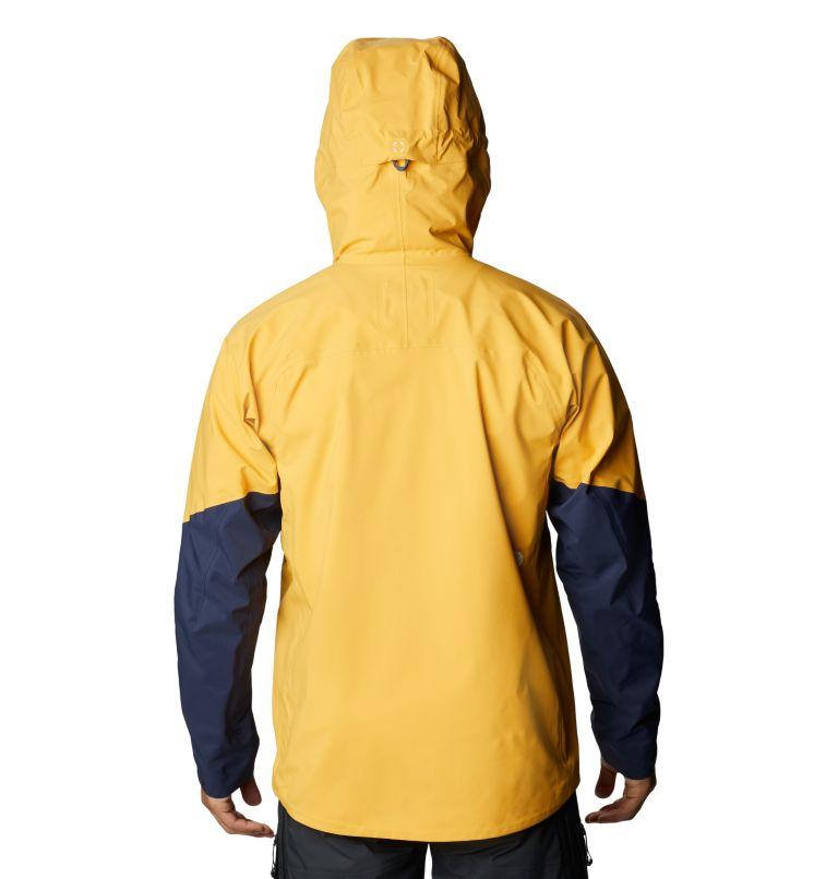 Exposure/2™ Gore Tex Pro LT Jacket | 750 | S Men's Exposure/2™ Gore-Tex Pro Light Jacket, Gold Hour, back