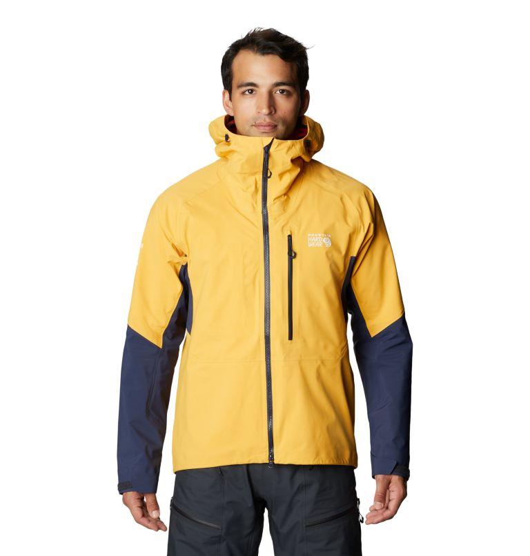 Exposure/2™ Gore Tex Pro LT Jacket | 750 | S Men's Exposure/2™ Gore-Tex Pro Light Jacket, Gold Hour, front