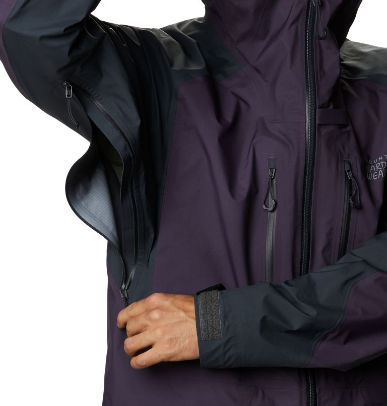 The Viv™ Gore-Tex Pro Jacket | 599 | M Men's The Viv™ Gore-Tex® Pro Jacket, Blurple, a10