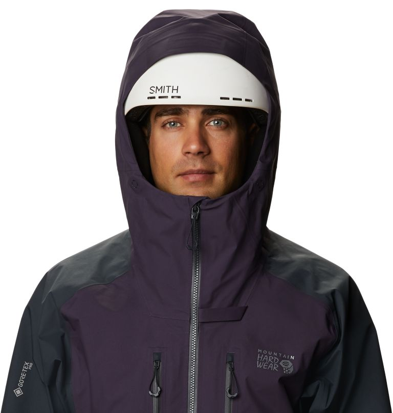 The Viv™ Gore-Tex Pro Jacket | 599 | M Men's The Viv™ Gore-Tex® Pro Jacket, Blurple, a2