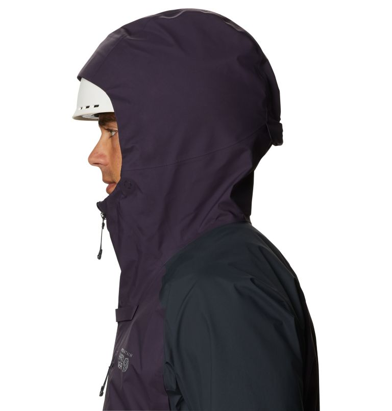 The Viv™ Gore-Tex Pro Jacket | 599 | M Men's The Viv™ Gore-Tex® Pro Jacket, Blurple, a3
