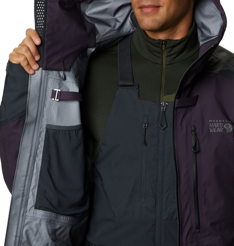 The Viv™ Gore-Tex Pro Jacket | 599 | M Men's The Viv™ Gore-Tex® Pro Jacket, Blurple, a5
