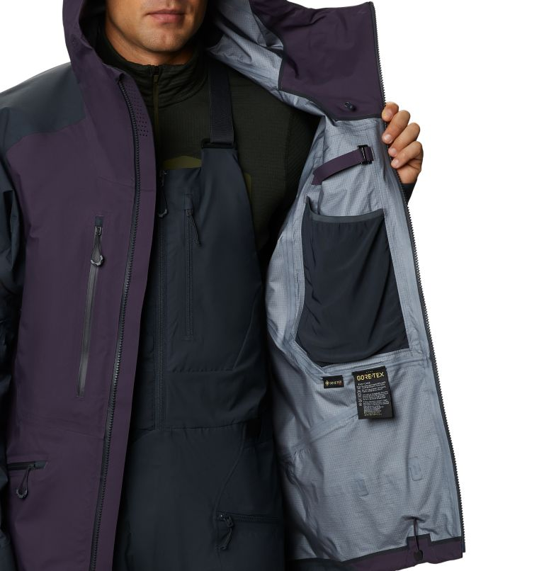 The Viv™ Gore-Tex Pro Jacket | 599 | M Men's The Viv™ Gore-Tex® Pro Jacket, Blurple, a6