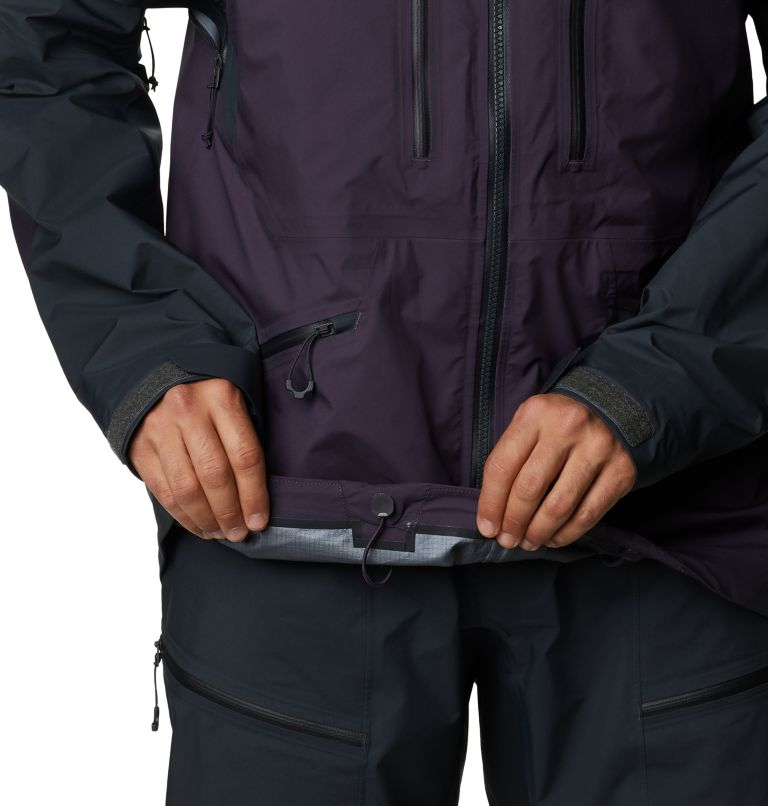 The Viv™ Gore-Tex Pro Jacket | 599 | M Men's The Viv™ Gore-Tex® Pro Jacket, Blurple, a7
