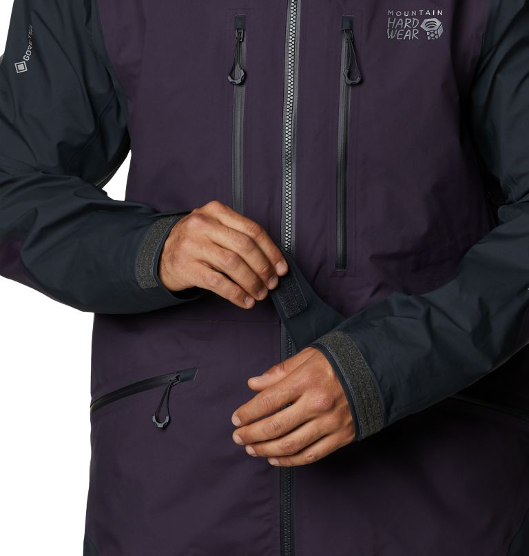 The Viv™ Gore-Tex Pro Jacket | 599 | M Men's The Viv™ Gore-Tex® Pro Jacket, Blurple, a8