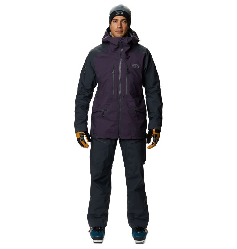 The Viv™ Gore-Tex Pro Jacket | 599 | M Men's The Viv™ Gore-Tex® Pro Jacket, Blurple, a9
