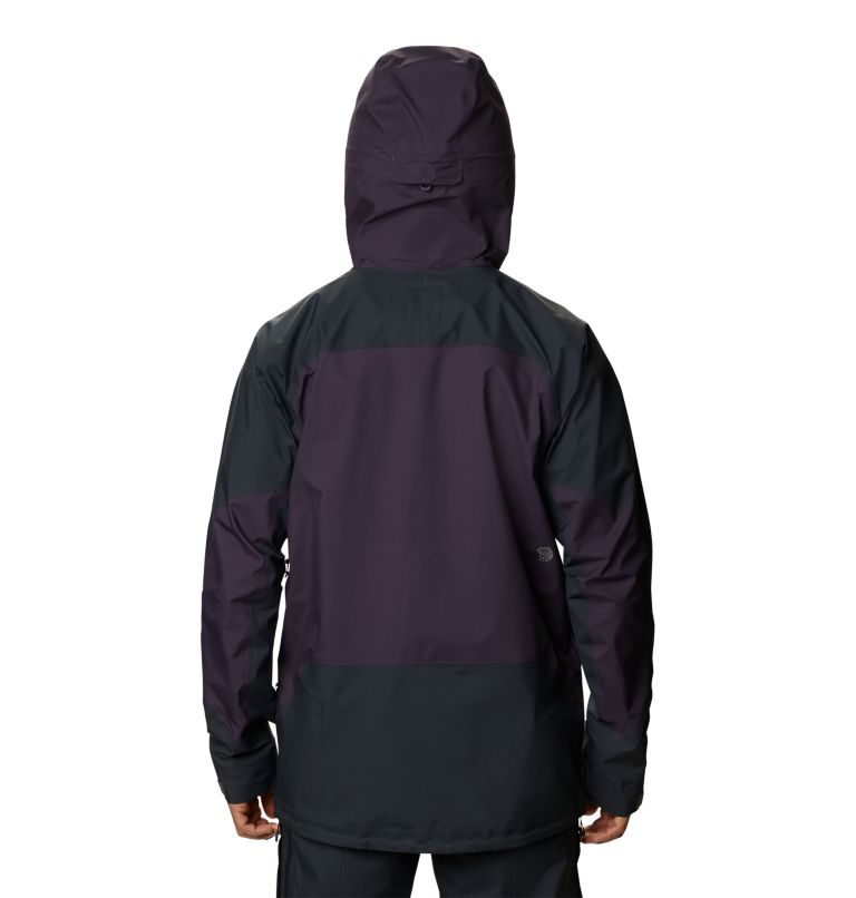 The Viv™ Gore-Tex Pro Jacket | 599 | M Men's The Viv™ Gore-Tex® Pro Jacket, Blurple, back