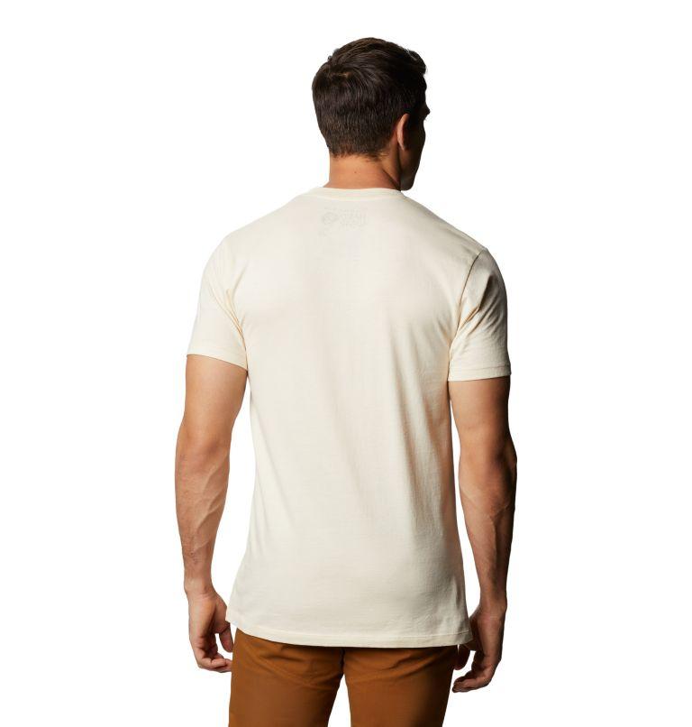 Mountain Hardwear Logo™ Short Sleeve T | 104 | L Men's Mountain Hardwear Logo™ Short Sleeve T-Shirt, Cotton, back