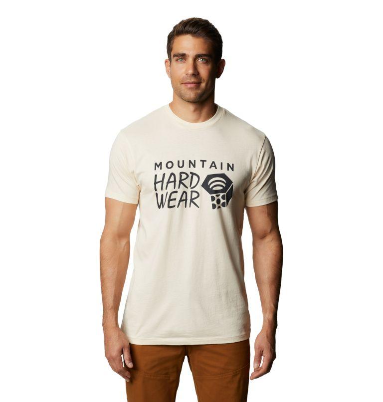 Mountain Hardwear Logo™ Short Sleeve T | 104 | L Men's Mountain Hardwear Logo™ Short Sleeve T-Shirt, Cotton, front
