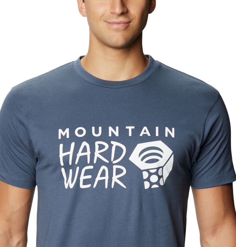 Men's Mountain Hardwear Logo™ Short Sleeve T-Shirt Men's Mountain Hardwear Logo™ Short Sleeve T-Shirt, a2