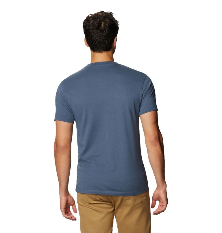 Men's Mountain Hardwear Logo™ Short Sleeve T-Shirt Men's Mountain Hardwear Logo™ Short Sleeve T-Shirt, back