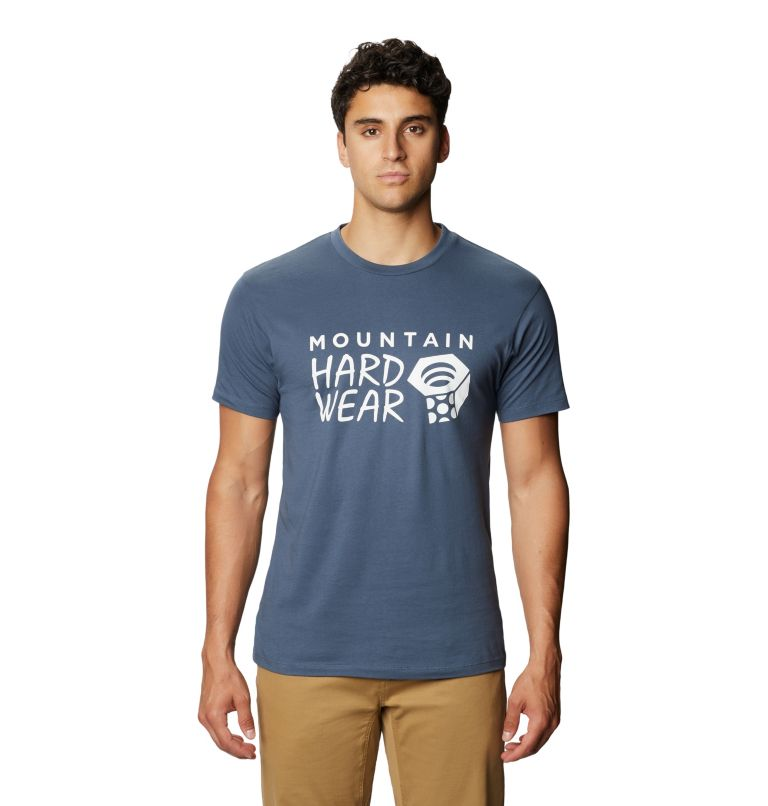 Men's Mountain Hardwear Logo™ Short Sleeve T-Shirt Men's Mountain Hardwear Logo™ Short Sleeve T-Shirt, front
