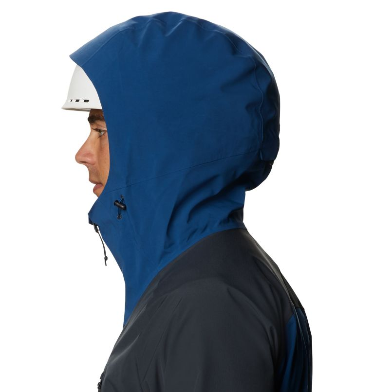 Sky Ridge™ Gore-Tex Jacket | 402 | S Men's Sky Ridge™ Gore-Tex® Jacket, Blue Horizon, a3
