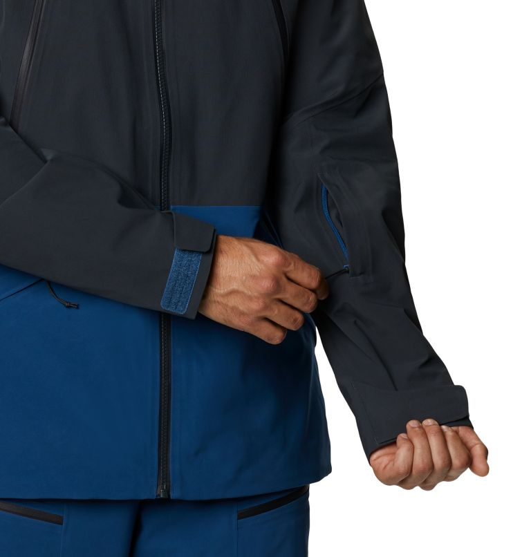 Sky Ridge™ Gore-Tex Jacket | 402 | L Men's Sky Ridge™ Gore-Tex® Jacket, Blue Horizon, a8