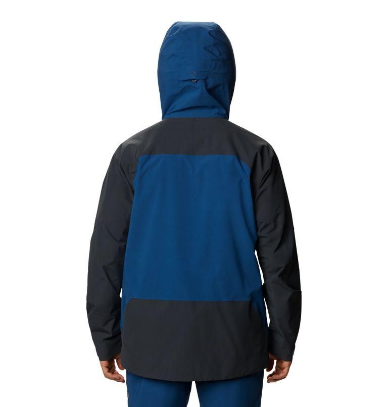 Sky Ridge™ Gore-Tex Jacket | 402 | S Men's Sky Ridge™ Gore-Tex® Jacket, Blue Horizon, back