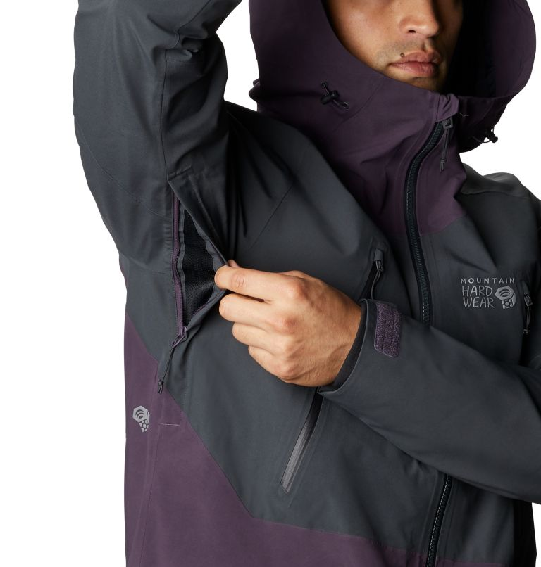 Sky Ridge™ Gore-Tex Jacket | 599 | S Men's Sky Ridge™ Gore-Tex® Jacket, Blurple, a10