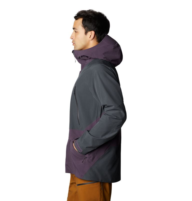 Sky Ridge™ Gore-Tex Jacket | 599 | S Men's Sky Ridge™ Gore-Tex® Jacket, Blurple, a1