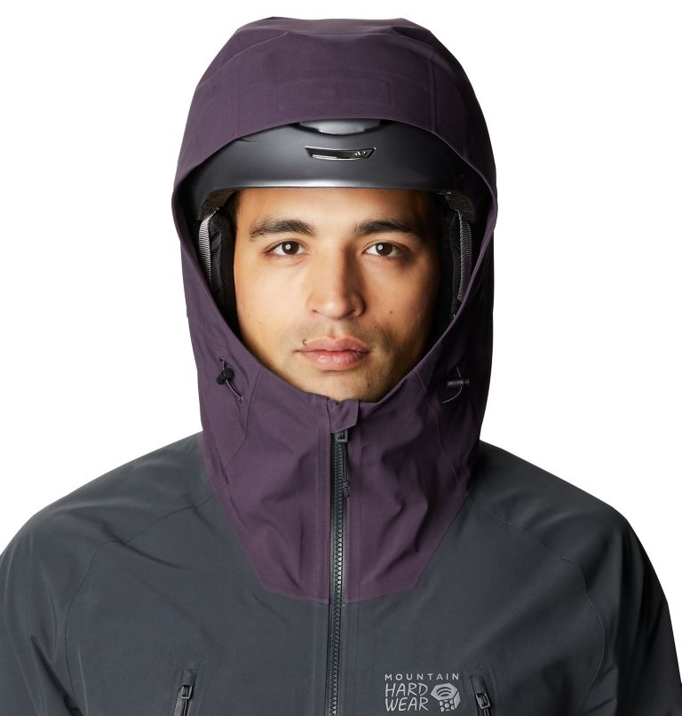 Sky Ridge™ Gore-Tex Jacket | 599 | S Men's Sky Ridge™ Gore-Tex® Jacket, Blurple, a2