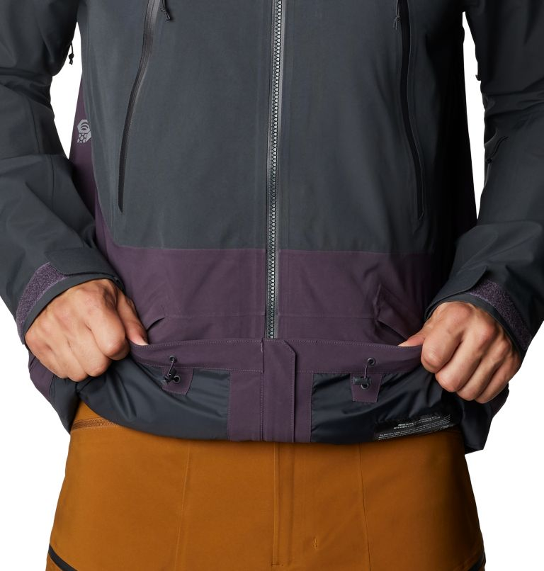 Sky Ridge™ Gore-Tex Jacket | 599 | XL Men's Sky Ridge™ Gore-Tex® Jacket, Blurple, a5