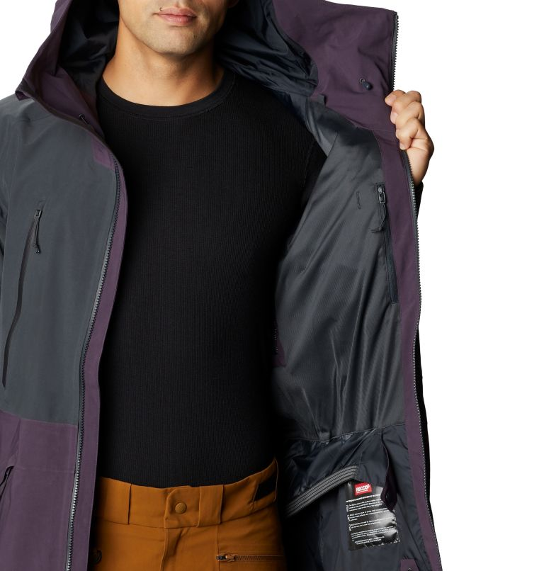 Sky Ridge™ Gore-Tex Jacket | 599 | S Men's Sky Ridge™ Gore-Tex® Jacket, Blurple, a6