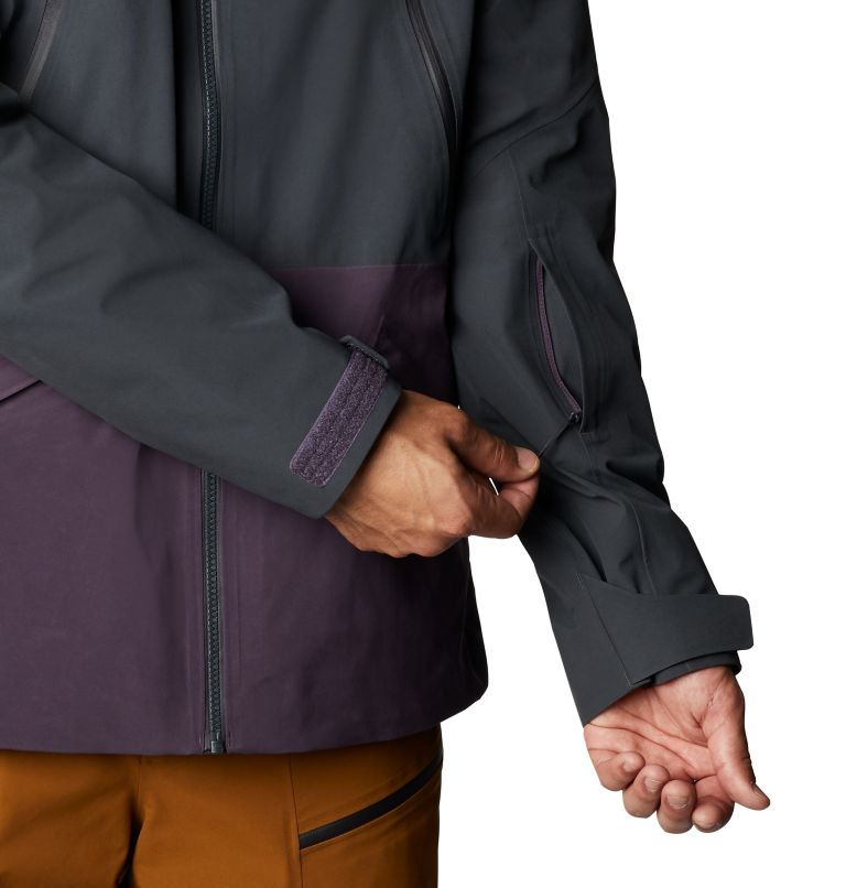 Sky Ridge™ Gore-Tex Jacket | 599 | XL Men's Sky Ridge™ Gore-Tex® Jacket, Blurple, a8
