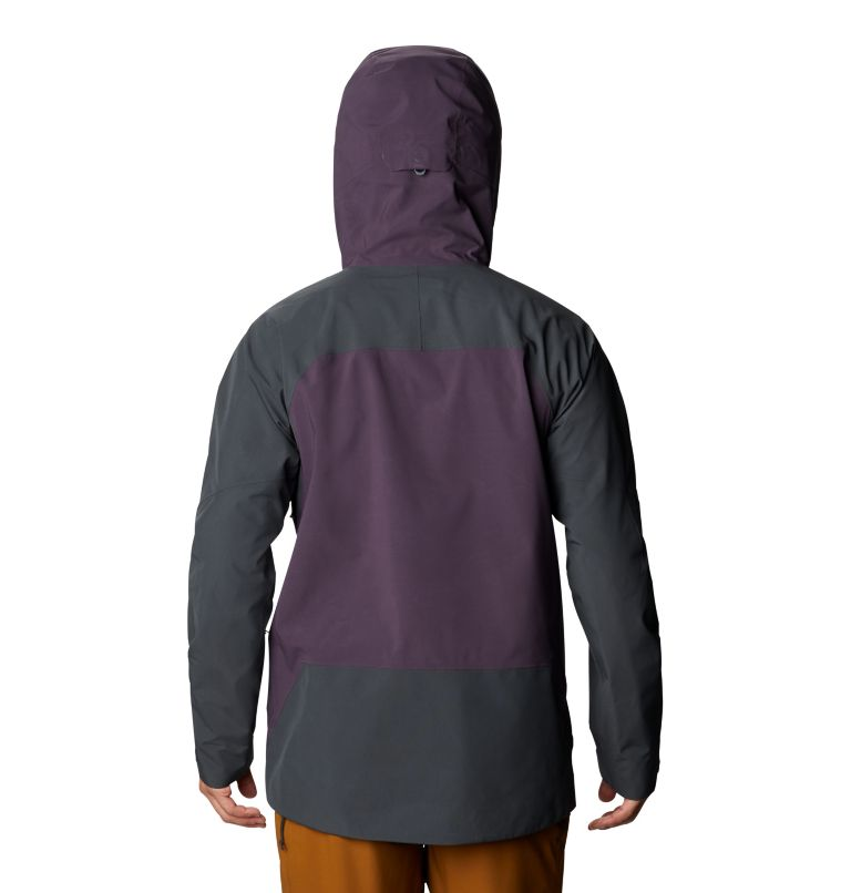 Sky Ridge™ Gore-Tex Jacket | 599 | S Men's Sky Ridge™ Gore-Tex® Jacket, Blurple, back