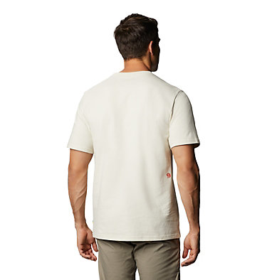 Men's Patchwork™ Short Sleeve T-Shirt Patchwork™ Short Sleeve T | 022 | L, Stone, back