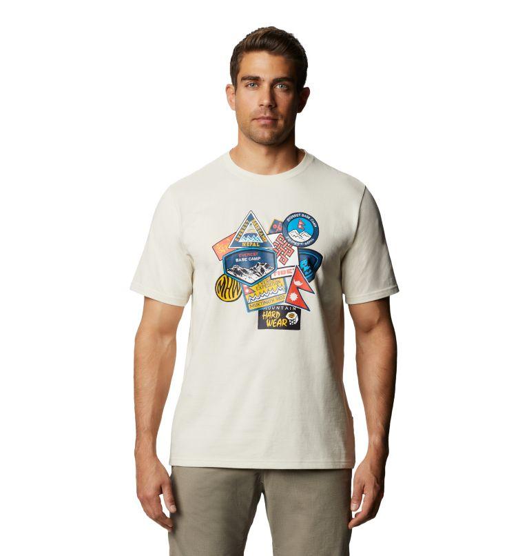 Men's Patchwork™ Short Sleeve T-Shirt Men's Patchwork™ Short Sleeve T-Shirt, front