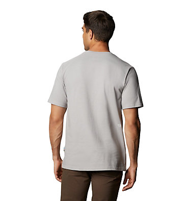 Men's Patchwork™ Short Sleeve T-Shirt Patchwork™ Short Sleeve T | 022 | L, Light Dunes, back