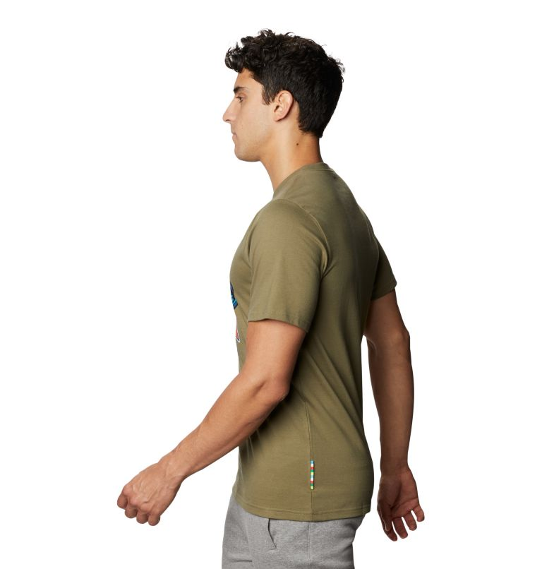 Men's Patchwork™ Short Sleeve T-Shirt Men's Patchwork™ Short Sleeve T-Shirt, a1